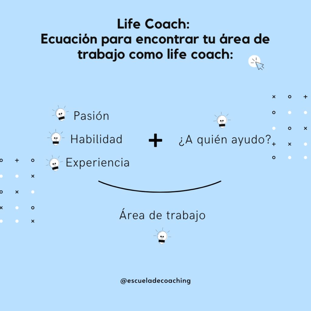 Life coach especialización